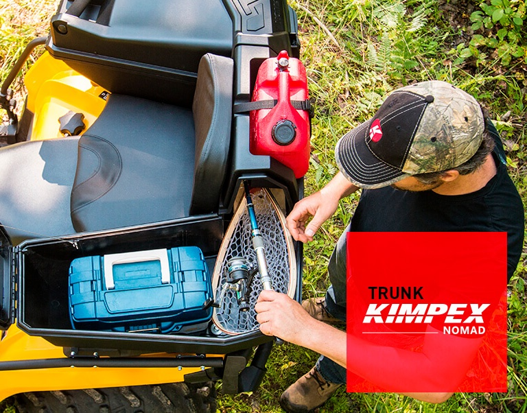 Kimpex Nomad trunk